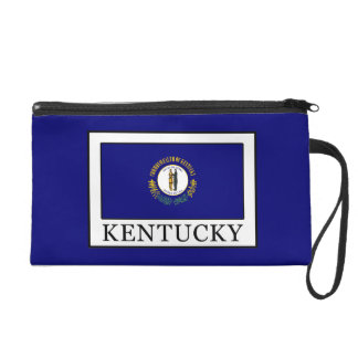 Kentucky Wristlet