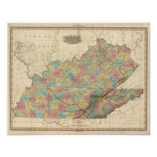 Kentucky y Tennessee 3 Posters