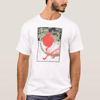 Kenwood Bicycles Art Nouveau T-Shirt