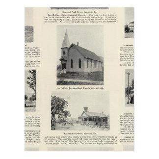 Kenwood, California Postcard