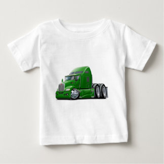 Kenworth 660 Green Truck Baby T-Shirt