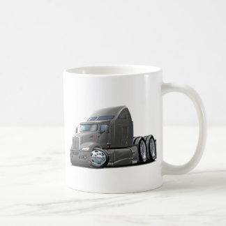 Kenworth 660 Grey Truck Coffee Mug