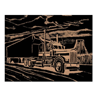 Kenworth Post Cards