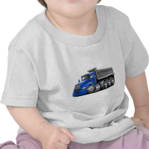 Kenworth T440 Blue-Grey Truck T-shirt