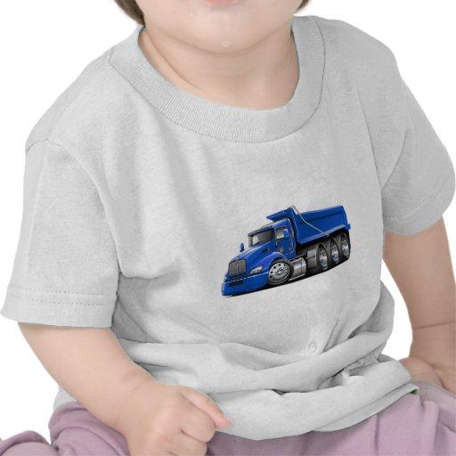 Kenworth T440 Blue Truck Shirts