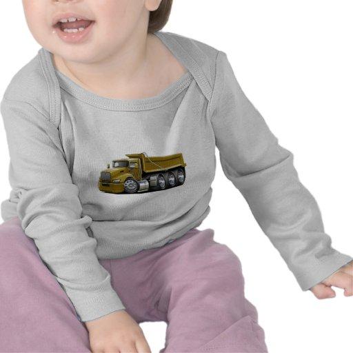 Kenworth T440 Gold Truck T-shirts