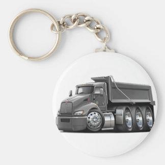 Kenworth T440 Grey Truck Keychain