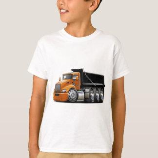 Kenworth T440 Orange-Black Truck T-Shirt