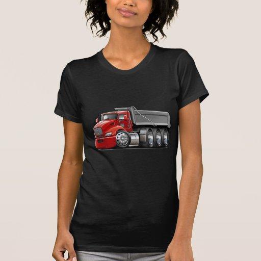 Kenworth T440 Red-Grey Truck Shirts