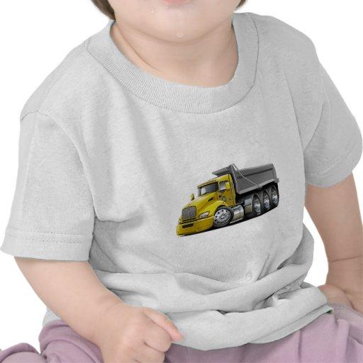 Kenworth T440 Yellow-Grey Truck T-shirt