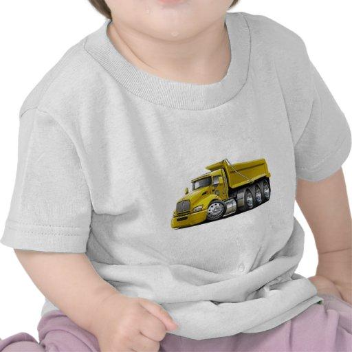 Kenworth T440 Yellow Truck Tees