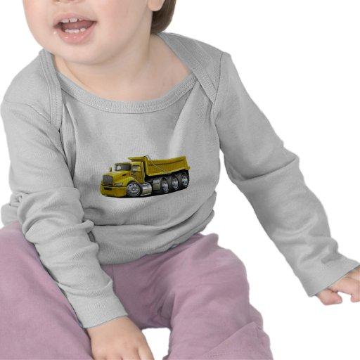 Kenworth T440 Yellow Truck Tee Shirts