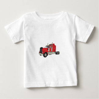 Kenworth Tractor Baby T-Shirt