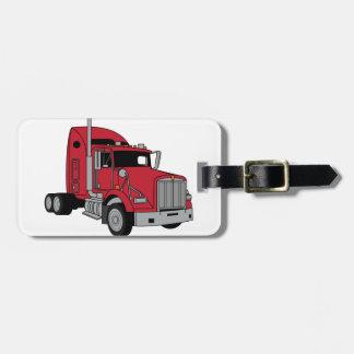 Kenworth Tractor Bag Tag