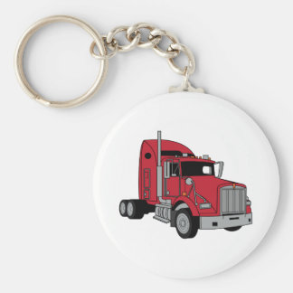 Kenworth Tractor Keychain