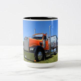 Kenworth W900A Dumper Mug