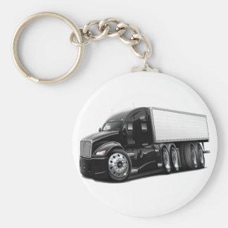 KenworthT700 Black Truck Keychain