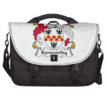 Kenworthy Family Crest Laptop Bags