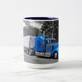Kenwroth W900L Blue Mug