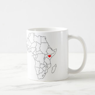 Kenya, Africa Mug