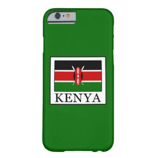 Kenya Barely There iPhone 6 Case