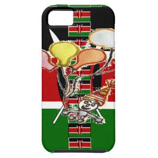 Kenya Birthday iPhone SE/5/5s Case