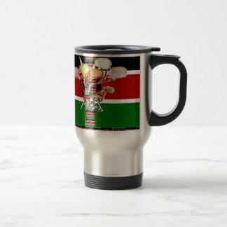 Kenya Birthday Travel Mug