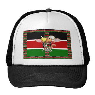 Kenya Birthday Trucker Hat