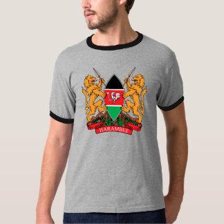 Kenya Coat of Arms detail T-Shirt