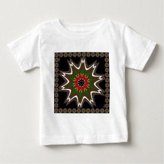 Kenya Coffee brown bordered design Baby T-Shirt