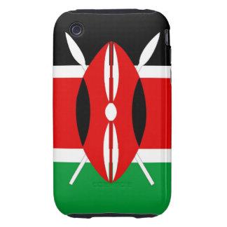 kenya country flag case