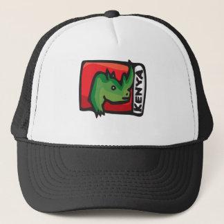 Kenya Design Trucker Hat
