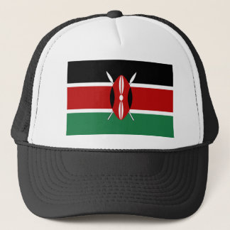 Kenya Flag Hat