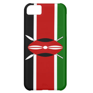 Kenya Flag iPhone 5C Cover