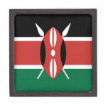 Kenya Flag Premium Gift Boxes