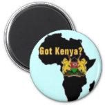 Kenya Flag T-Shirt  And Etc Magnets