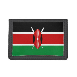 Kenya Flag Wallet