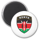 Kenya Fridge Magnet
