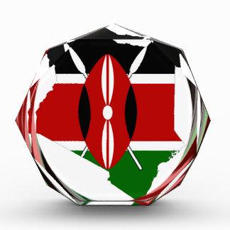 Kenya Hakuna Matata Acrylic Award