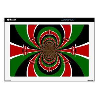 Kenya Hakuna Matata Decals For Laptops