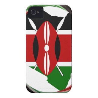 Kenya Hakuna Matata iPhone 4 Case-Mate Case