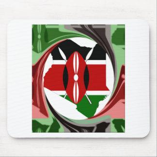 Kenya Hakuna Matata Mouse Pad
