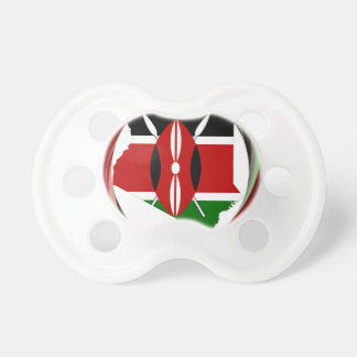 Kenya Hakuna Matata BooginHead Pacifier