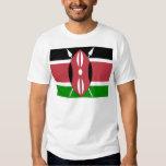 Kenya High quality Flag Shirt