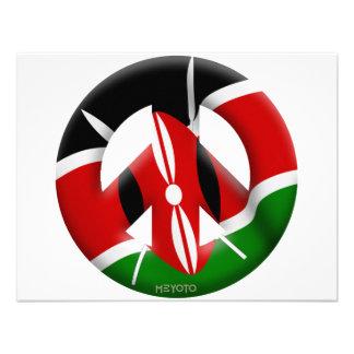 Kenya Custom Announcements