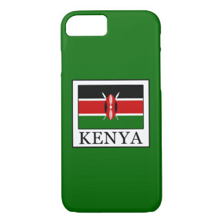 Kenya iPhone 7 Case