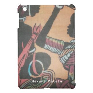 Kenya MASAI Hakuna Matata Ipad Mini QPC Cover For The iPad Mini
