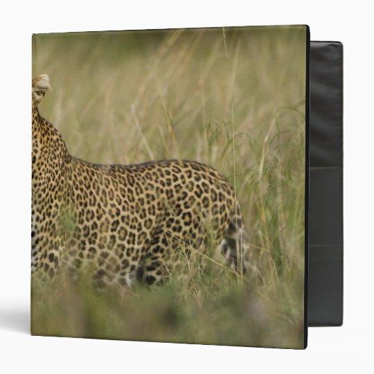 Kenya, Masai Mara Game Reserve. African 3 Binder