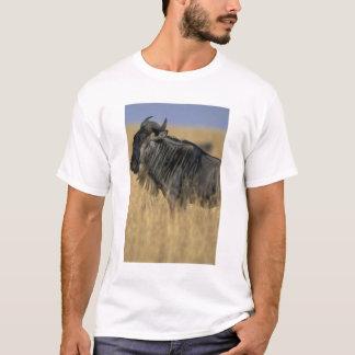 Kenya, Masai Mara Game Reserve, Wildebeest T-Shirt