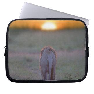 Kenya, Masai Mara Laptop Sleeve